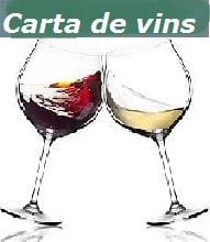 carta de vins