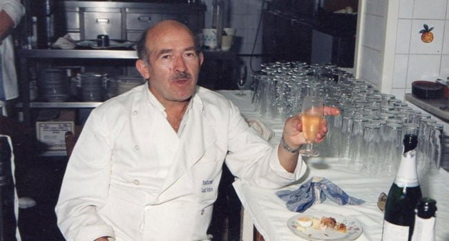 Restaurant Sant Antoni Ricard Planas Laffitte