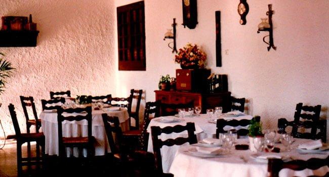 Restaurant sant antoni anys 80