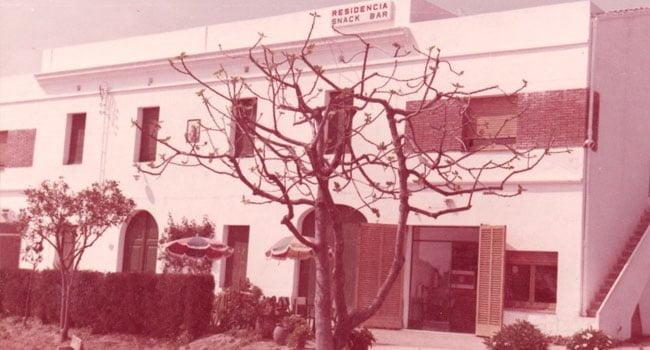 Restaurant sant antoni anys 70