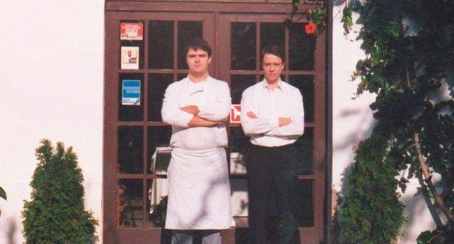 Restaurant Sant Antoni Jordi i Enric