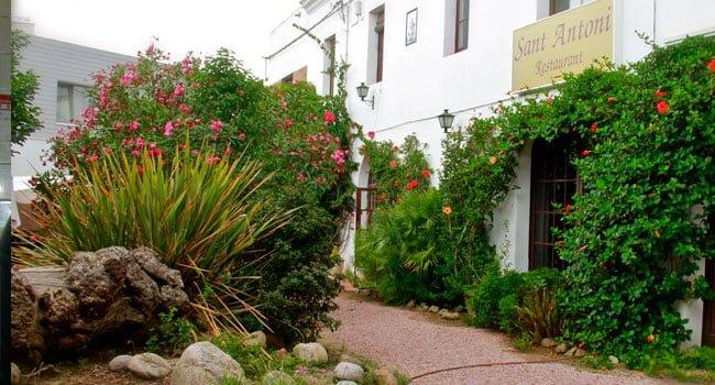 Restaurant Sant Antoni jardí