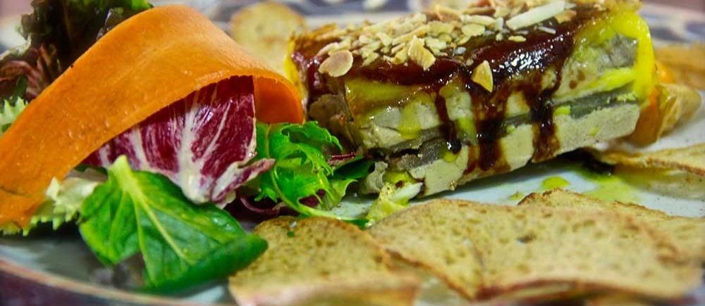 mil-fulls-de-foie-i-poma-Restaurant-Sant-Antoni-Premià-de-Dalt-Mar-Maresme-Barcelona