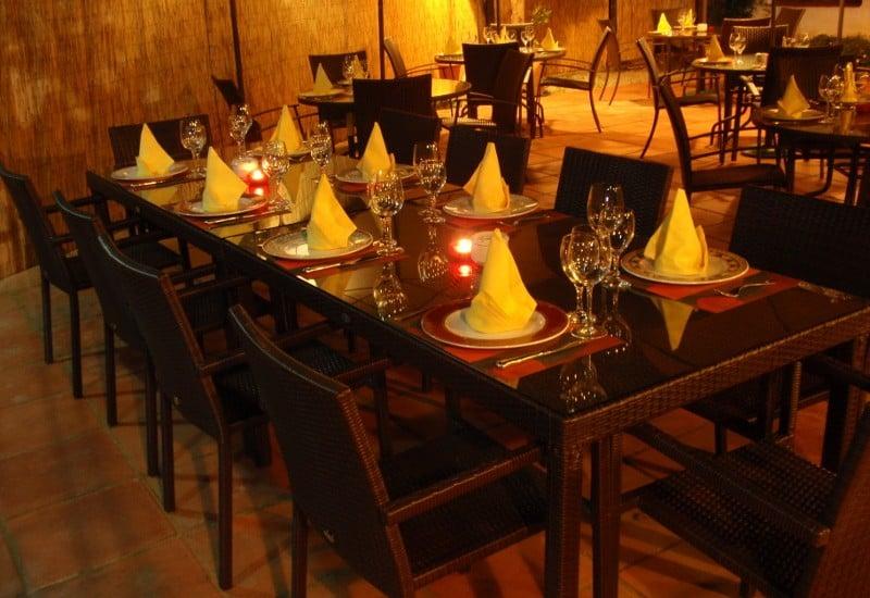 Terrassa Restaurant nit