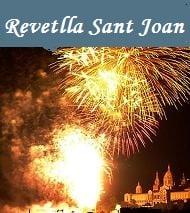 Revetlla de Sant Joan sopar i ball