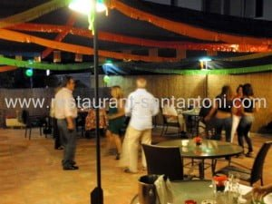 Verbena de San Juan cena y baile Restaurant-Sant-Antoni-Premià-Maresme-Barcelona