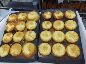 Pastel de queso menú del dia Restaurant Sant Antoni de Premià de Dalt